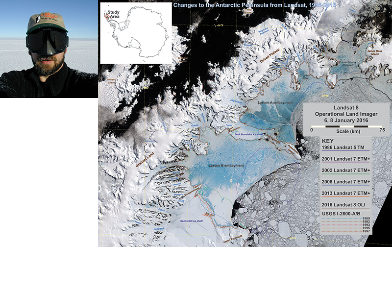 Assessing Changes in the Polar Regions